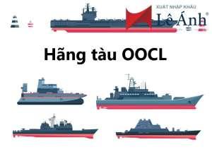 hãng tàu OOCL