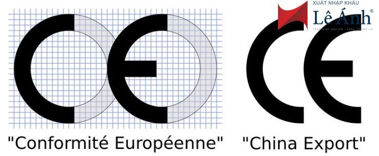 CE cua Eu và Trung Quốc