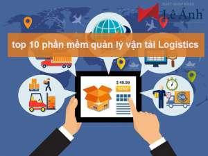 phần mềm quản lý vận tải logistics