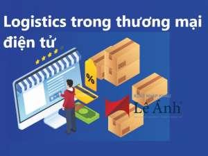 Logistics trong thương mại điện tử