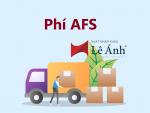 Phí AFS